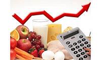 Реалізація харчової продукції зросла майже на 25%