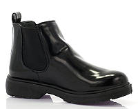 Женские ботинкии Peperr Black