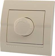 Светорегулятор Lezard Deriy 800 Вт 702-0303-115 кремовый
