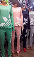 Женский спортивный костюм Adidas Весна 2017!!
