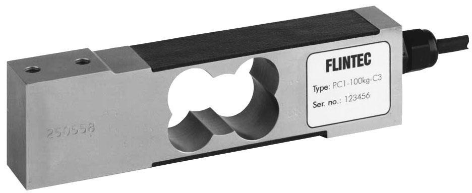 Тензометрические датчики Single Point PC1