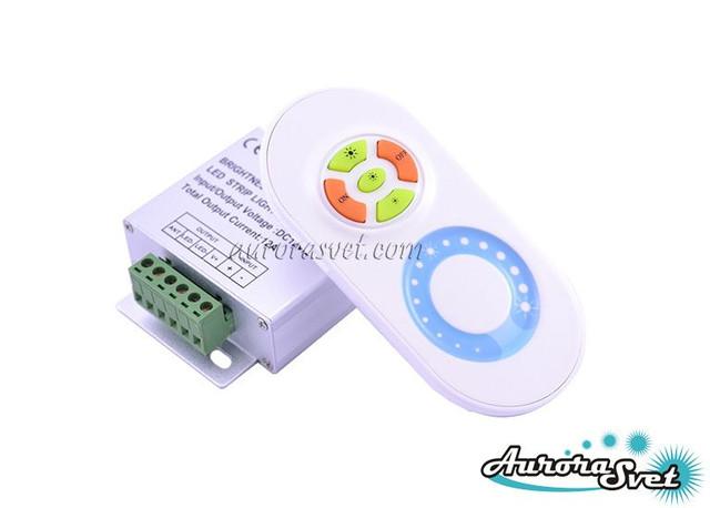 диммер для светодиодной ленты с пультом