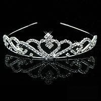 Диадема корона свадебная