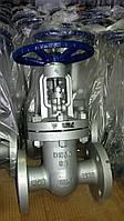 Задвижка стальная литая фланцевая 30с76нж Ду80 Ру63 с выдвижным шпинделем
