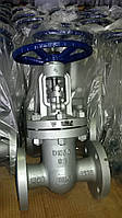 Задвижка стальная литая фланцевая 30с76нж Ду100 Ру63 с выдвижным шпинделем