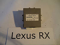 Блок управления стеклоподъемниками Lexus RX300 03-08