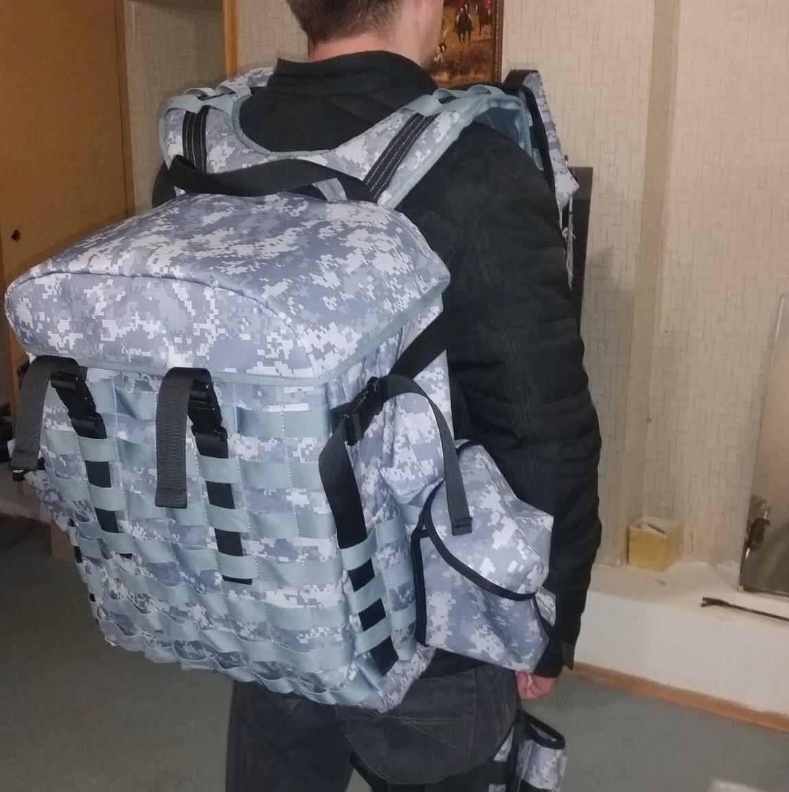 Пошив рюкзака специального назначения