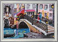 Набор для вышивки бисером Венецианский мост