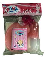 Аксесуары для  пупса Baby Born PJ01-CL2024D  КК