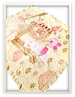 Одеяло-конверт велюр для малышей