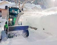 Снегоуборочная техника City Ranger 2250 Snow Blower. Фрезерно-роторный снегоуборщик, фото 1