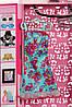 Barbie Style Набор шкаф-чемодан  (модний гардероб з аксесуарами для Барбі), фото 3