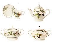 Noritake Berries&Brambles Сервиз чайный на 6 персон из 17 предметов