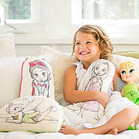 Мягкая подушка Рапунцель аниматор для девочки Дисней / Rapunzel pillow Disney