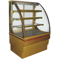 Кондитерская холодильная витрина CREMONA 1,4