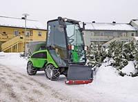 Снегоуборщик с V-образным отвалом Nilfisk-Egholm City Ranger 2250 Snow V-blade