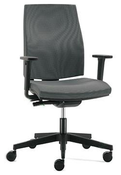 Кресло офисное JOB (black)
