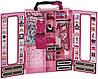 Barbie Style Набор шкаф-чемодан  (модний гардероб з аксесуарами для Барбі), фото 2