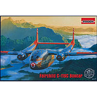 Fairchild C-119C Boxcar 1/144 RODEN 321
