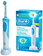 Электрическая зубная щётка Oral-B Vitality 3D White