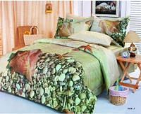 Комплект постельного белья  le vele сатин размер семейный DENIZ