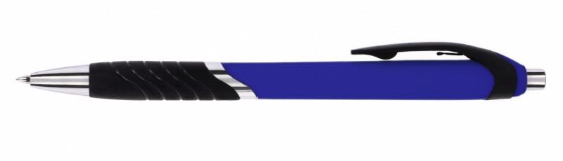 Ручка шариковая Economix Promo Elenent, цвет ручки Синий