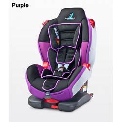 Автокресло Caretero Sport Turbo Fix Isofix (9-25кг) - purple