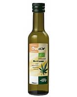 Масло конопляное (семян конопли) Olio di semi di Canapa CrudOlio Organic, 250 мл