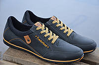 Черные мужские кроссовки Timberland, фото 1