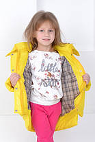Демисезонная курточка на девочку «Конфетка» , фото 3