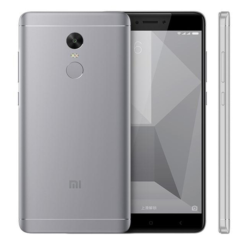 Смартфон Xiaomi Redmi Note 4X Snapdragon 3Gb 32Gb