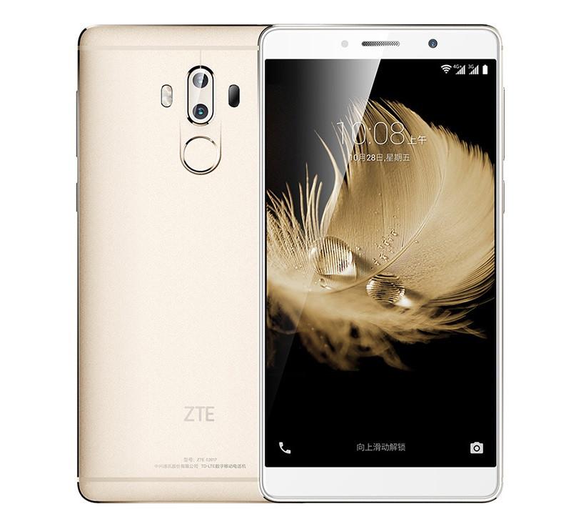 Смартфон ZTE Axon 7 Max 4Gb