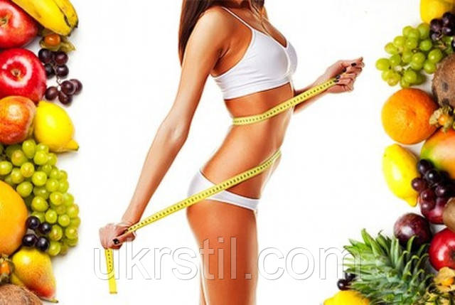 Массаж и правильное здоровое питание для похудения.