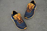 Красивые мужские кожаные кроссовки Columbia, фото 1