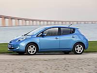 Авточехлы Nissan Leaf с 2010 EMC Elegant