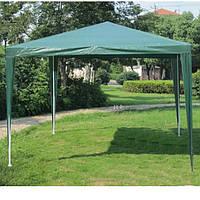 Шатер садовый 3х3 метра (зеленый) 7052, фото 1