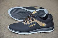 Кожаные мужские кроссовки Columbia, фото 1