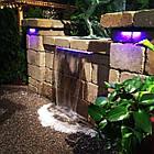 Встраиваемый водопад Atlantic (48 цветов) 30см, фото 5