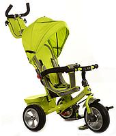 Велосипед трехколесный М 3205А-2 с поворотным сиденьем (зеленый) KK