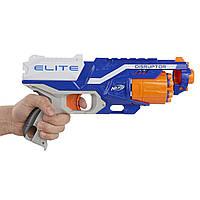 Игрушечное оружие «Hasbro» (B9837) бластер Нёрф Элит Дисраптор (Nerf N-Strike Elite Disruptor)