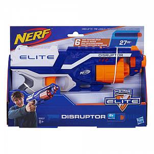 Игрушечное оружие «Hasbro» (B9837) бластер Нёрф Элит Дисраптор (Nerf N-Strike Elite Disruptor), фото 2