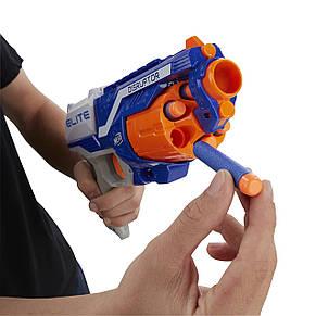 Игрушечное оружие «Hasbro» (B9837) бластер Нёрф Элит Дисраптор (Nerf N-Strike Elite Disruptor), фото 3