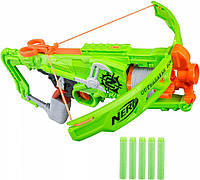 Игрушечное оружие «Hasbro» (B9093) арбалет Нёрф Зомби Страйк Аутбрейкер (Nerf Zombie Strike Outbreaker Bow)