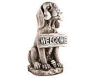 """Статуэтка Собака """"Welcome"""" 59 см"""