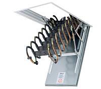 FAKRO LSF Огнестойкая ножничная лестница