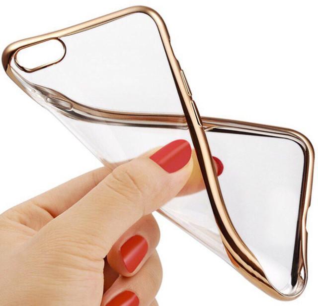 Силиконовые чехлы для iphone 6/6s