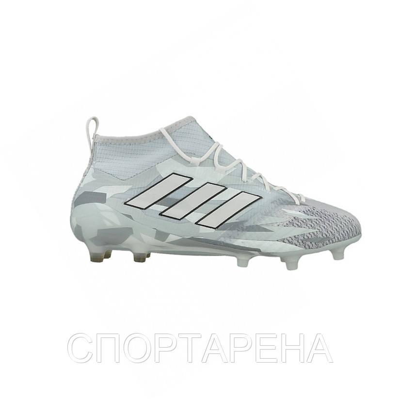 sale retailer cb04a d81d9 Профессиональные футбольные бутсы adidas ACE 17.1 Primeknit FG BB5957 -  СПОРТАРЕНА в Днепре