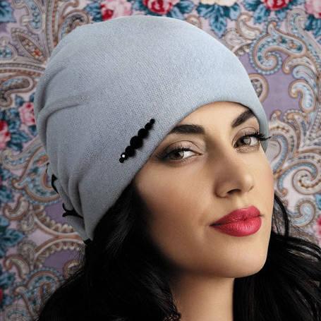 Элегантная женская шапка - бандана Flawia от Willi Польша, фото 2