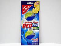 Освежитель для посудомоечных машин Deo 2 in 1