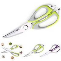 Многофункциональные мощные ножницы для кухни и т д